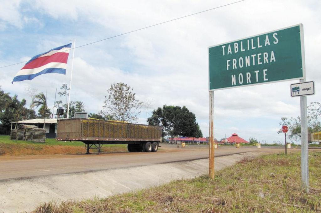 Aún se reporta fila de transporte en algunas fronteras
