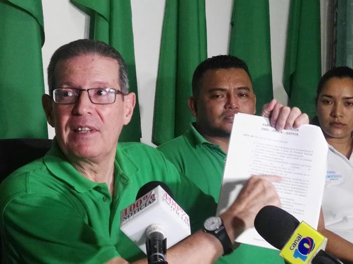 Poder Electoral certifica a plataforma UNIR, según Alfredo Cesar