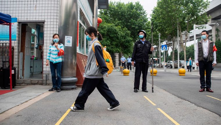 11 millones de habitantes en Wuhan serán sometidos a pruebas de COVID-19
