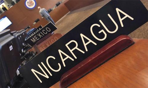 OEA reitera llamado a gobierno de Nicaragua para la liberación de los presos políticos