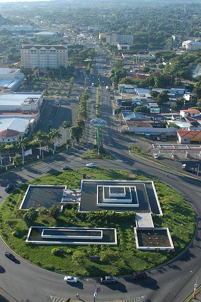 Nicaragua el único país de la región en presentar cifras negativas en crecimiento económico