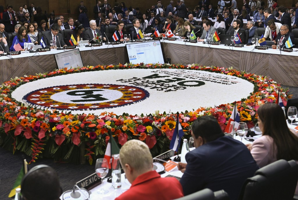 Aplicación de la Carta Democrática a Nicaragua no sería prioridad en Asamblea OEA