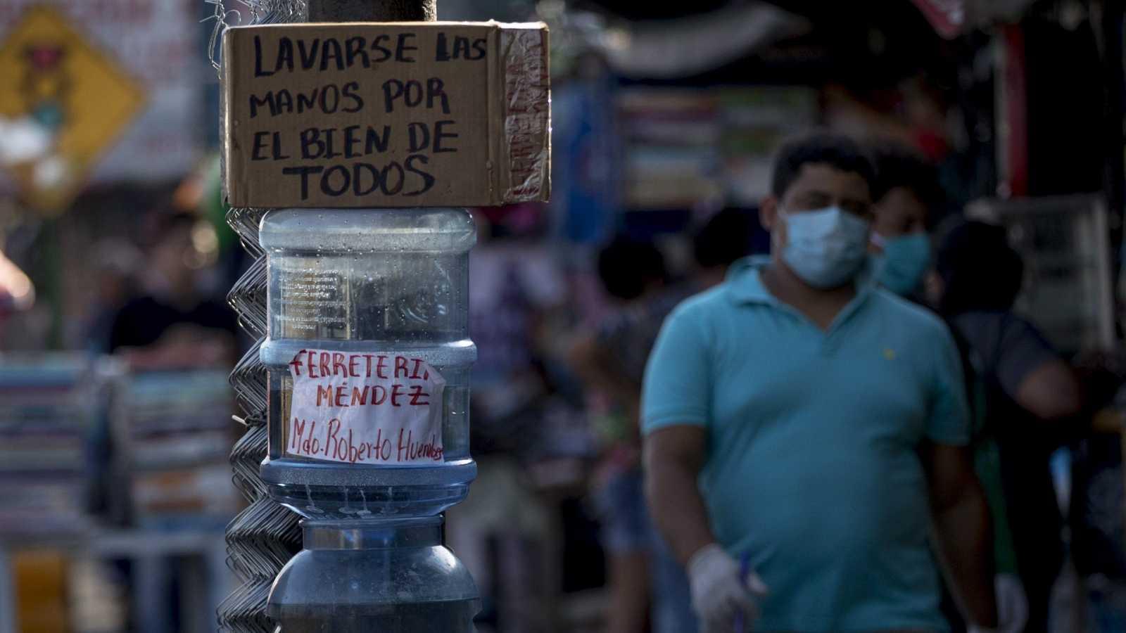 "Matamoros:""Nicaragua enfrenta una crisis multidimensional"""