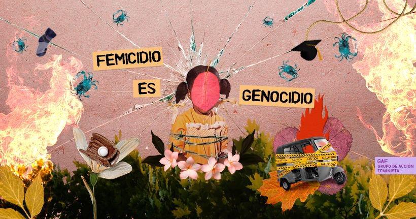 Realizan camita del silencio en homenaje a las más de 62 mujeres asesinadas en Nicaragua
