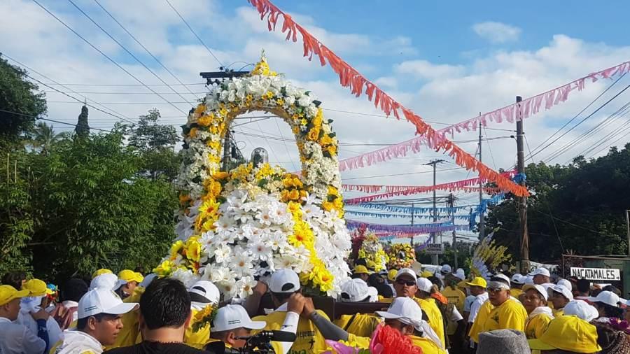 Festividades de ALMA en honor a santo Domingo hace contrapeso a la Iglesia Católica