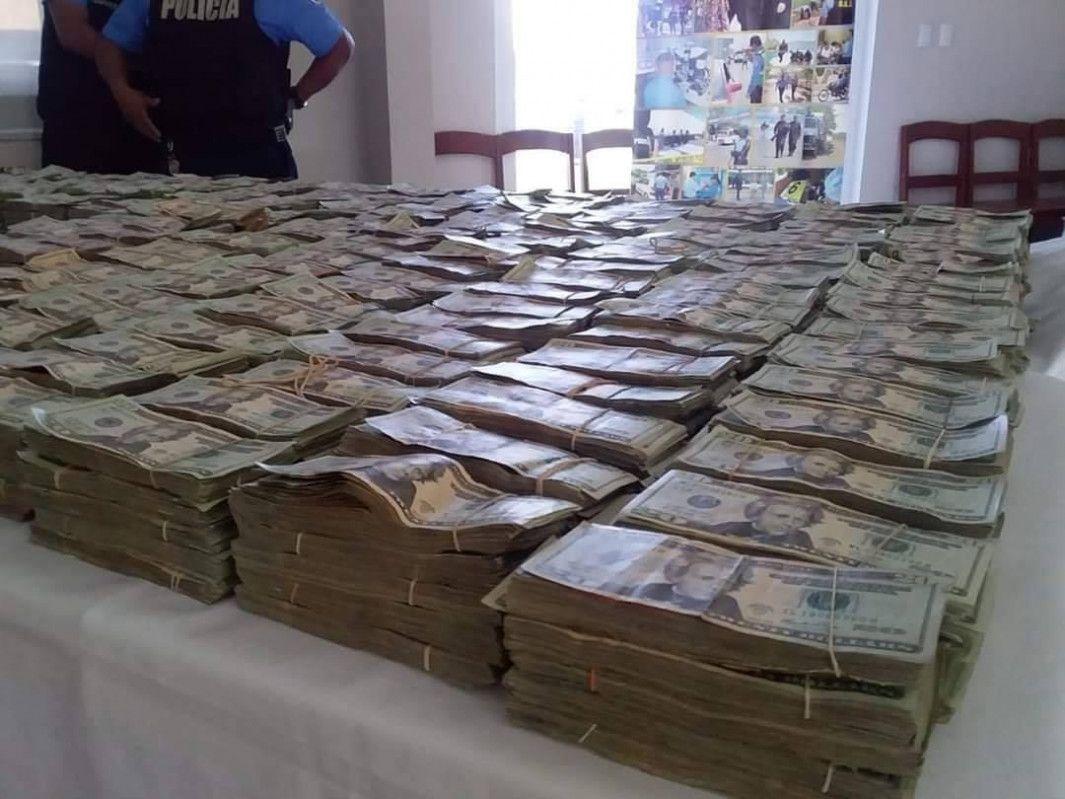 Comisionado en retiro elogia milonarios decomisos de narcodólares que ha hecho la policía