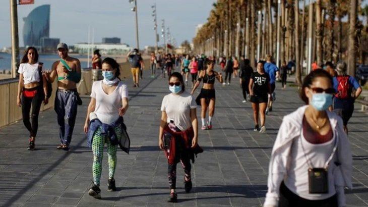 Uso de mascarillas será obligatorio en España