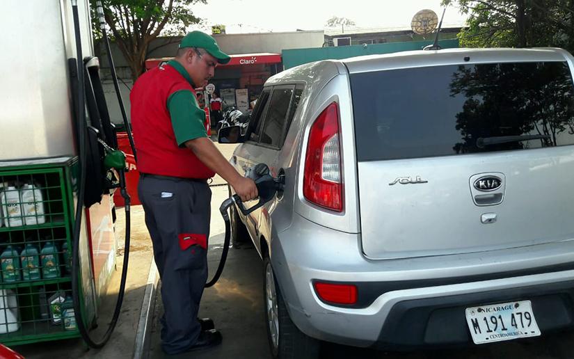 Precios de combustibles aumentarán por cuarta semana consecutiva