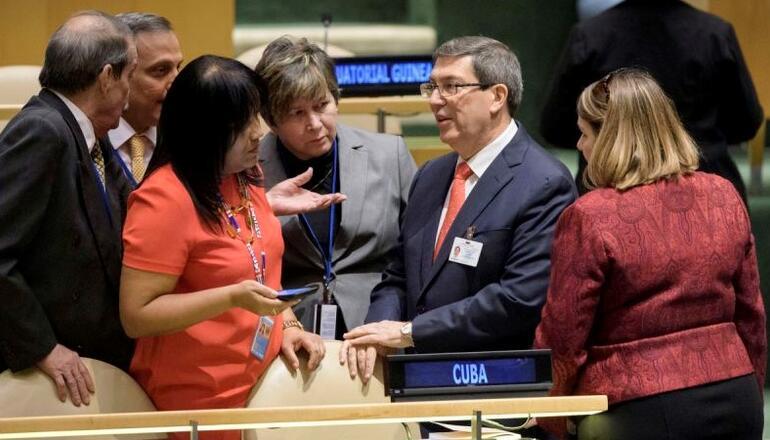 Cuba, China y Rusia lograron ingresar en el Consejo de Derechos Humanos de Naciones Unidas