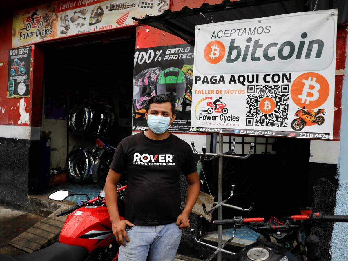 Bitcoin empieza a circular legalmente en El Salvador