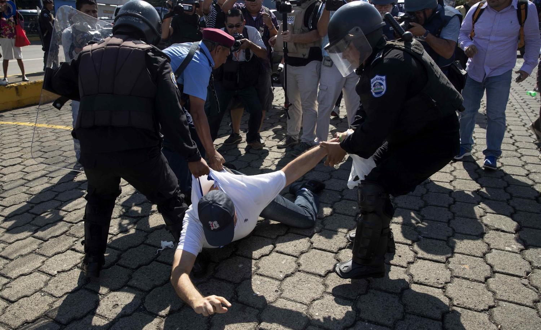 """Estados Unidos insta a Daniel Ortega a """"cesar represión autoritaria"""""""