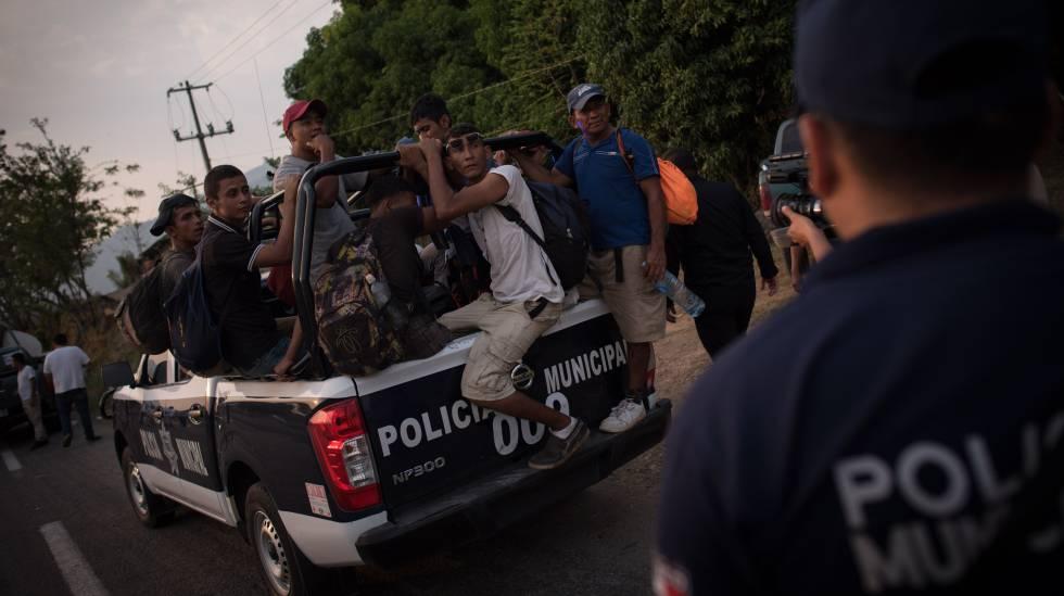 México ha deportado cerca de 5.000 centroamericanos durante la pandemia