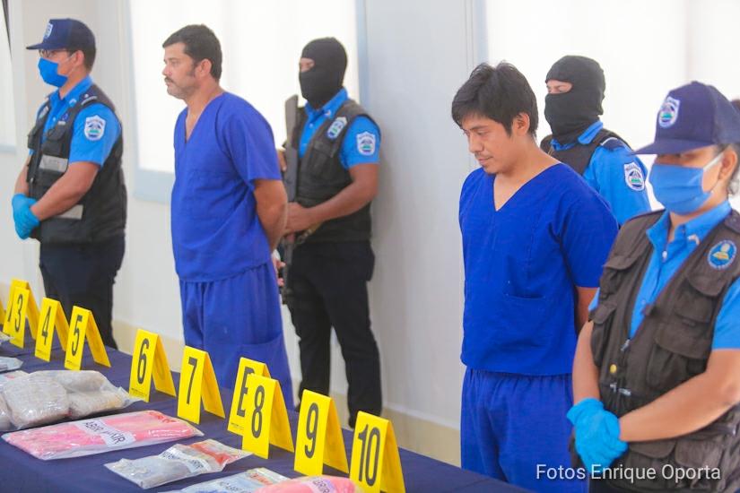 Policía implica a opositores como presuntos traficantes de drogas