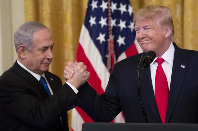 Histórico acuerdo de paz entre Israel y Emiratos Árabes