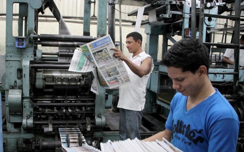 Cierra El Nuevo Diario