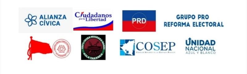Grupo pro reforma electoral hacen un llamado al gobierno y a OEA a proceder sobre el tema.