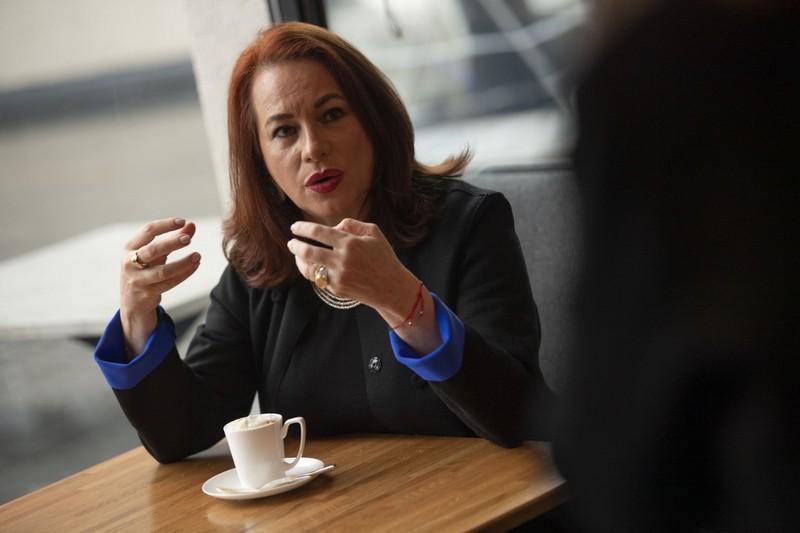 """Candidata a la secretaria general de la OEA:""""Hay que quitar el tema de Venezuela de los reflectores"""""""