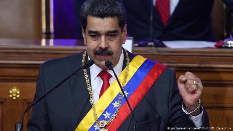 Estados Unidos manda fuerte mensaje a Nicolás Maduro