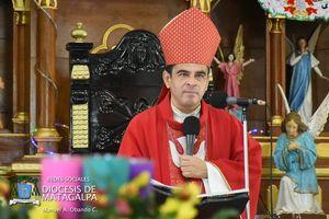 Monseñor Rolando: celebramos Navidad con sufrimiento