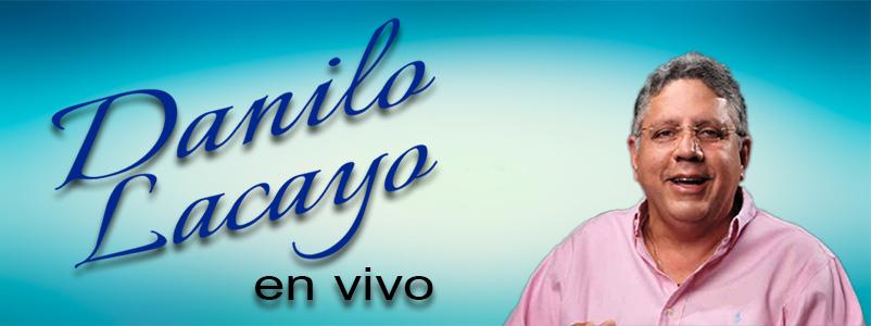 Danilo Lacayo En Vivo
